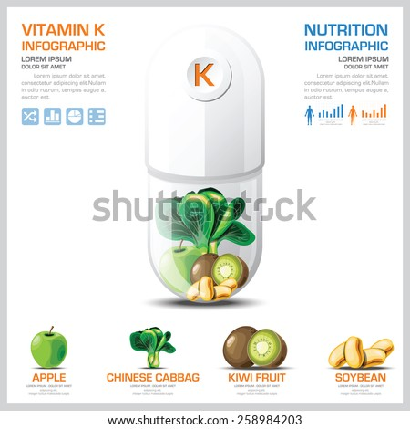 Vitamin K Stock Images, Royalty-Free Images & Vectors | Shutterstock