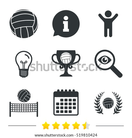 volleyball symbols
