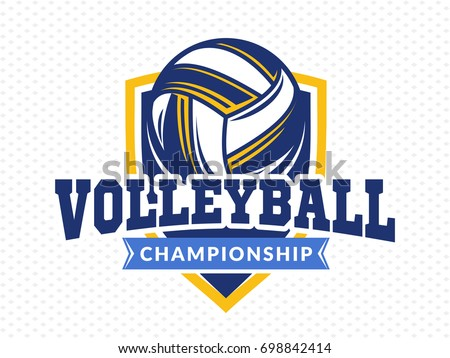 Volleyball Design Stock Images Royalty Free Images