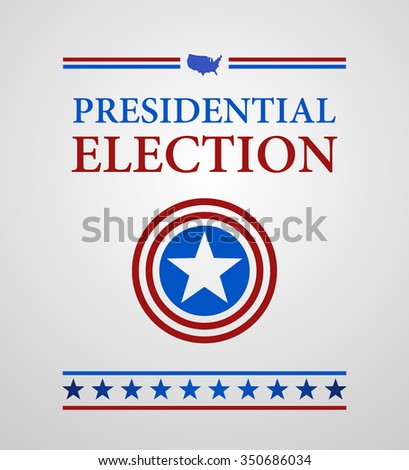 Voting Symbol presidential election