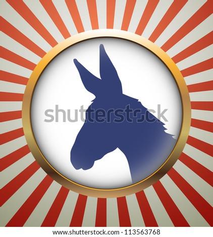 Voting Symbols vector design - stock vector