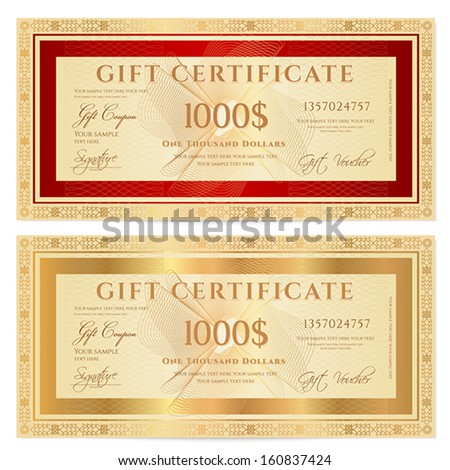 Coupon Template Images RoyaltyFree Images Vectors – Money Coupon Template