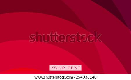 Wallpaper Design | EPS10 Vector - stock vector