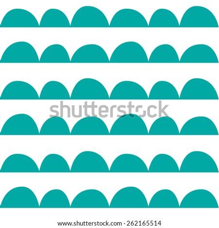 wallpaper texture background retro green - stock vector