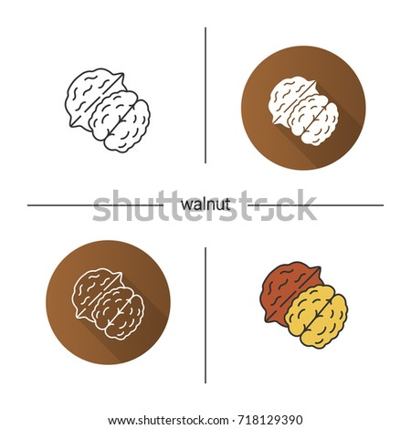 Walnut Stock Images, Royalty-Free Images & Vectors ...