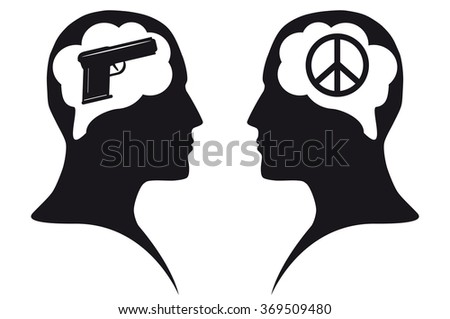 War Conflict Stock Photo Photo Vector Illustration 369509480