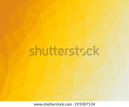 Warm - Abstract Geometric backgrounds. Polygonal vector  - stock vector