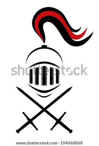 Warrior army - stock vector