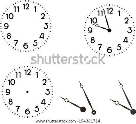 Watch - stock vector