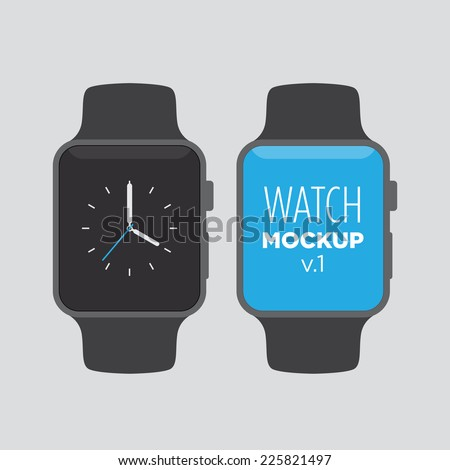 watch mock up v1