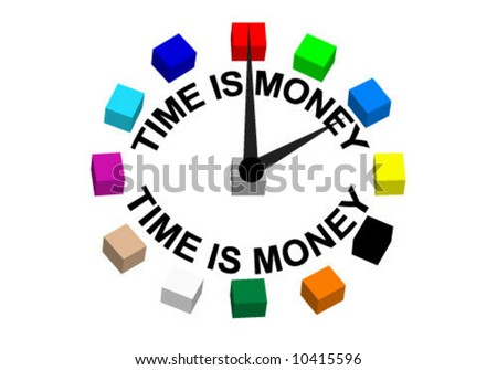 Watch - TIME IS MONEY