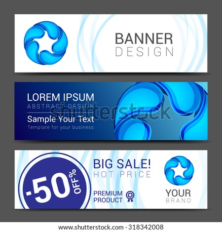 Water drops vector ecology background, leaflet template for your business presentation. - stock vector