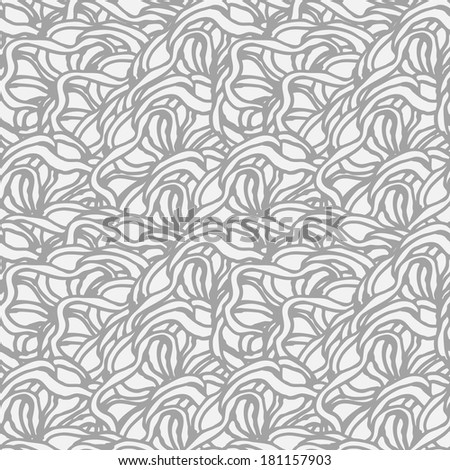 Water plant background. Abstract seamless pattern.