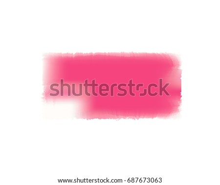 watercolor Pink ,abstract watercolor background, vector