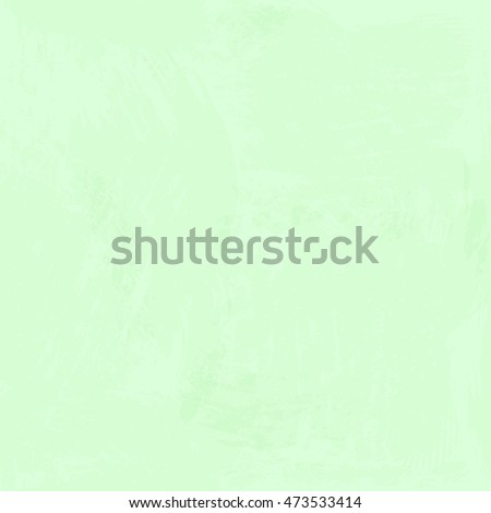 Watercolor texture, pattern, pale green color. Wallpaper, background design illustration EPS 10