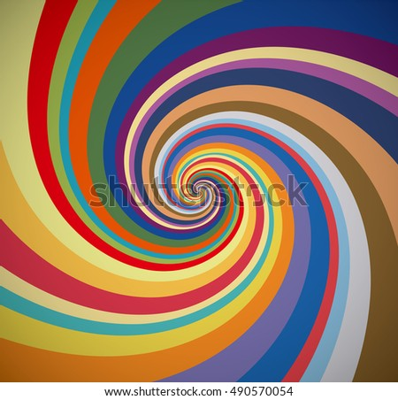 wave pattern(colorful)