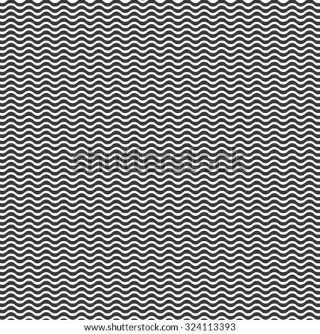 Wavy line pattern illustrator