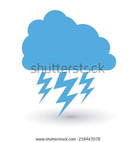 Weather design over white background, vector illustration - stock vector