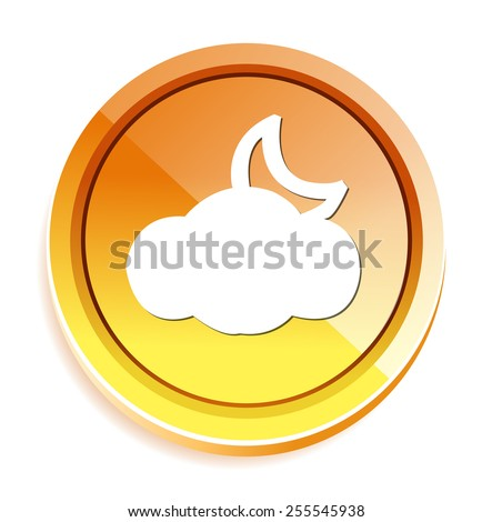 weather icon / button
