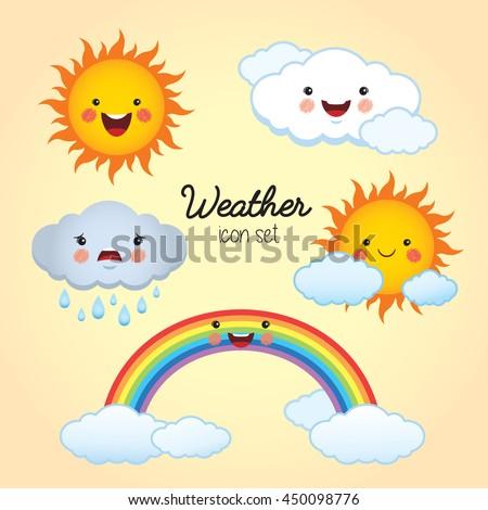 emoticons sunny cloudy - photo #39