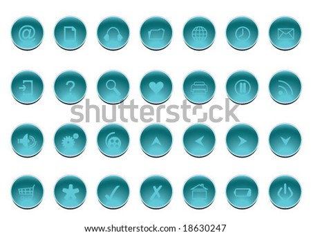 Braille Mathematical Symbols Stock Vector 6807745