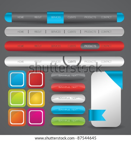 web designing toolkit