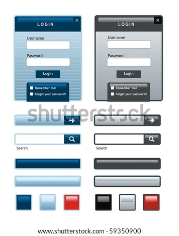 Web form tags
