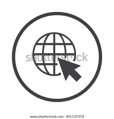 web Icon JPG, web Icon Graphic, web Icon Picture, web Icon EPS, web Icon AI, web Icon JPEG, web Icon Art, web Icon, web Icon Vector, web sign, web symbol - stock vector