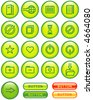 Web Icons Set (Vector) You'll find more icons in my portfolio - stock vector