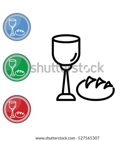 Lord's Supper Stock Images, Royalty-Free Images & Vectors ...