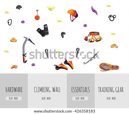Peachy Climbing Hardware Stock Photos Royalty Free Images Vectors Inspirational Interior Design Netriciaus