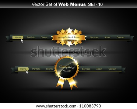 web shiny subscribe button set