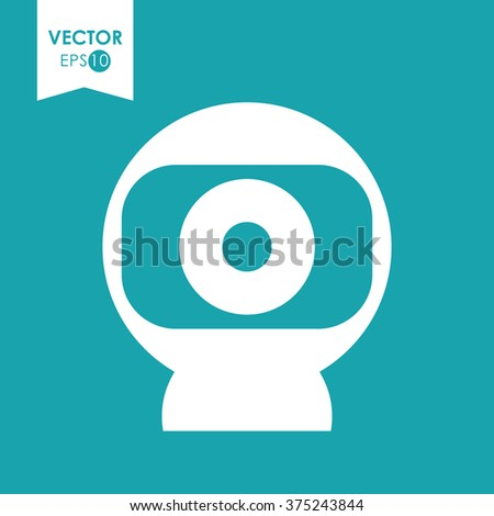 webcam icon design