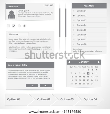 radio schedule template - radio button stock images royalty free images vectors