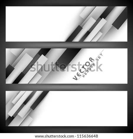 Business headers stock photos illustrations and vector art