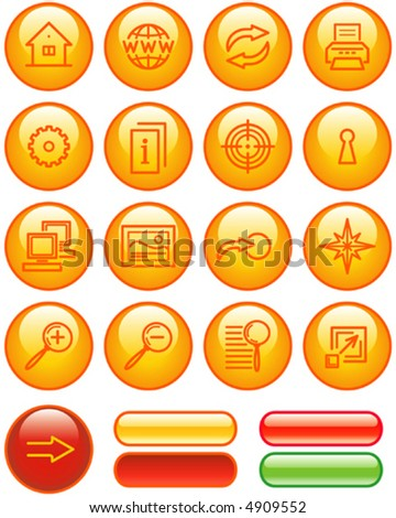 Website Icons Set (Vector) You'll find more icons in my portfolio.