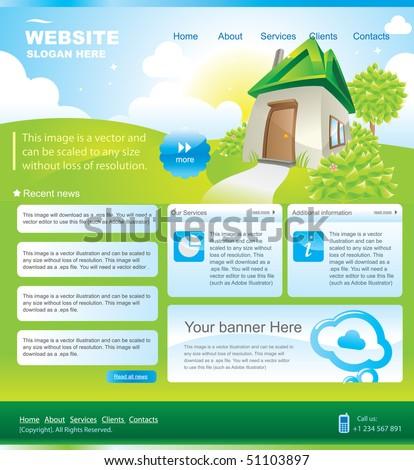 website template website template website template website template website template website template website template website template website template website template website template website - stock vector