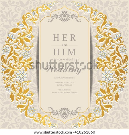 Amonwipu injad39s portfolio on shutterstock for Wedding invitation arabic text