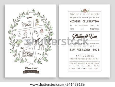 royal invitation template