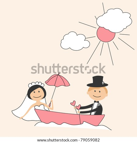 Funny Wedding Cartoon Stock Images, Royalty-Free Images & Vectors ...