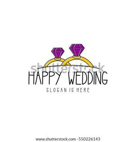 Wedding Logo Ideas Make Your Own Wedding Logo  Looka