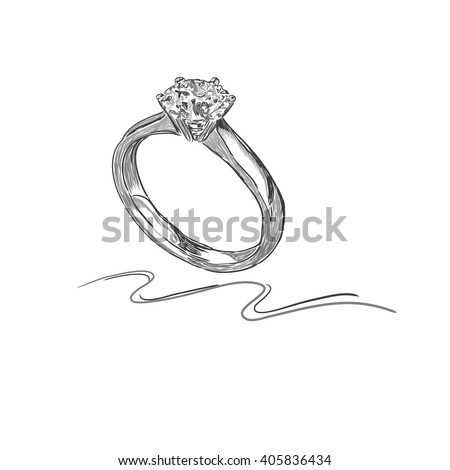 Ring Sketch Stock Images, Royalty-Free Images & Vectors ...
