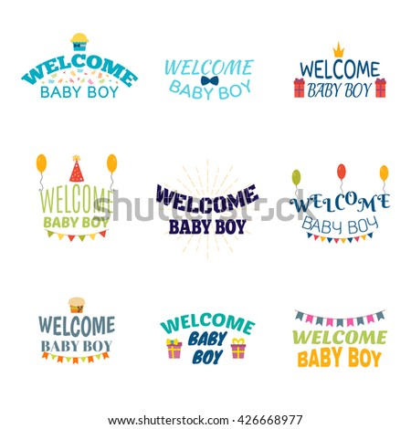 Welcome Baby Stock Images, Royalty-Free Images & Vectors ...