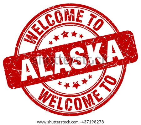 welcome to Alaska stamp.Alaska stamp.Alaska seal.Alaska tag.Alaska.Alaska sign.Alaska.Alaska label.stamp.welcome.to.welcome to.welcome to Alaska. - stock vector