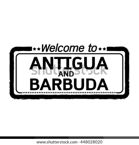 Welcome to ANTIGUA AND BARBUDA illustration design