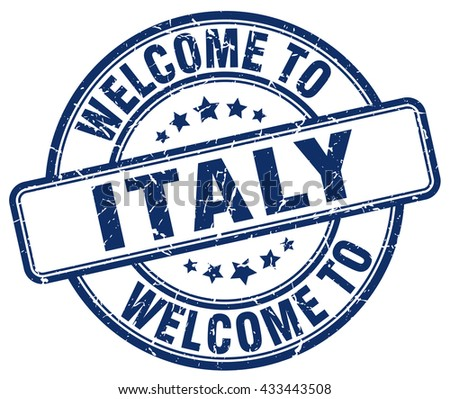 welcome to Italy stamp.Italy stamp.Italy seal.Italy tag.Italy.Italy sign.Italy.Italy label.stamp.welcome.to.welcome to.welcome to Italy. - stock vector