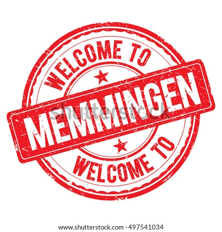 Welcome to MEMMINGEN Stamp.