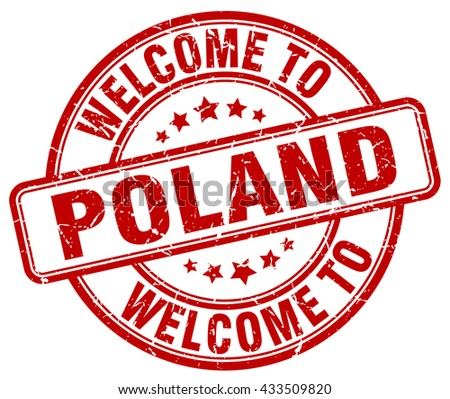 welcome to Poland stamp.Poland stamp.Poland seal.Poland tag.Poland.Poland sign.Poland.Poland label.stamp.welcome.to.welcome to.welcome to Poland. - stock vector