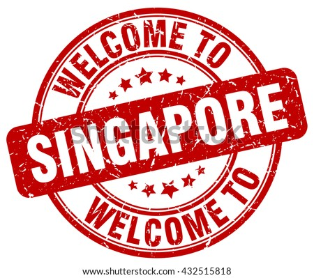 welcome to Singapore stamp.Singapore stamp.Singapore seal.Singapore tag.Singapore.Singapore sign.Singapore.Singapore label.stamp.welcome.to.welcome to.welcome to Singapore. - stock vector