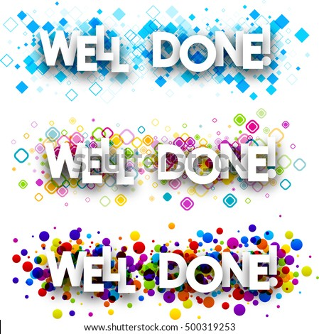 Well Done Stock Images Royalty Free Images Amp Vectors
